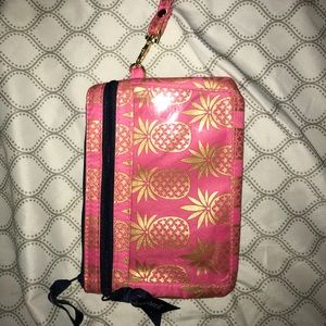 Simply southern wristlet, holds iPhone
